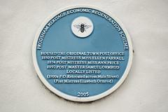 Photo of Blue plaque № 32910
