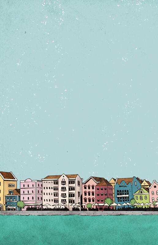 Curaçao Illustrations