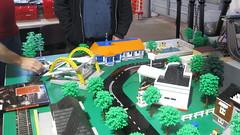 TwinLUG Meeting, 19 October, 2014, at Brickmania Toyworks in N.E. Minneapolis, Minnesota, USA