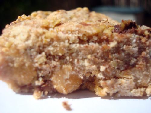 Healthy-ish bar cookies