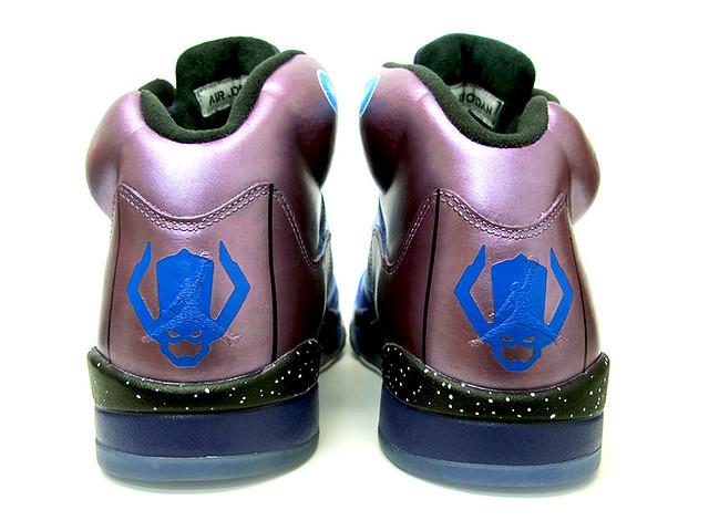 Galactus Air Jordan V