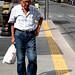 Small photo of Old man Istanbul