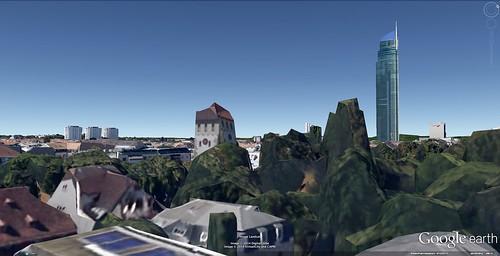 Genossenschaftliches Hochhausprojekt Lysette 1 @ Lysbüchelareal