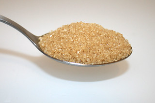 06 - Zutat brauner Zucker / Ingredient brown sugar