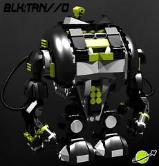 Blacktron 70008 Gorilla Striker