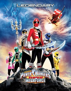 Power Rangers Super Megaforce - Power Rangers Super Megaforce