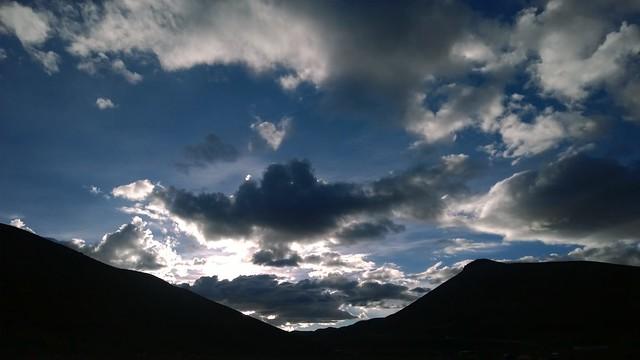 Lalung La Pass Saddle Camp