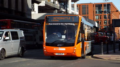 First Manchester - YJ14BJY - Manchester - 17 October 2014 (4)