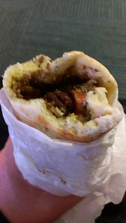 Falafel Roll - Manoosh