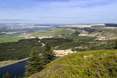Top of Rhigos Mountain
