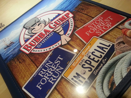 Bubba Gump Shrimp Co. (London)