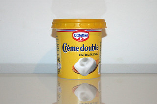 11 - Zutat Creme double / Ingredient creme double