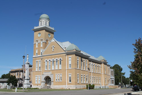 Bibb County Courthouse III (Centreville, Alabama)