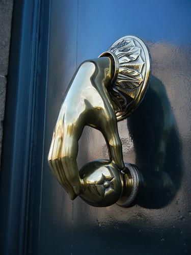 Spanish Door Knob