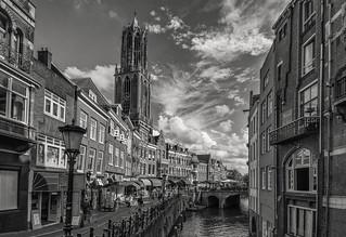 Utrecht and the Domkerk