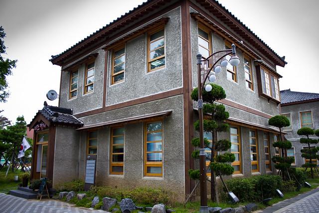 Jangmi-dong Buildings