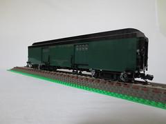 NYNH&H Passenger Train