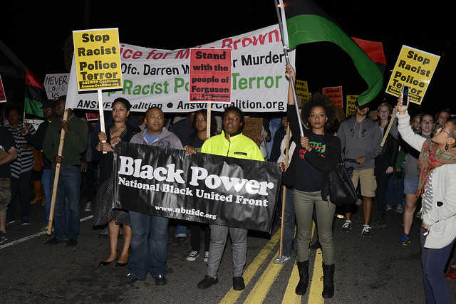 2014 March To Georgetown For Mike Brown 11