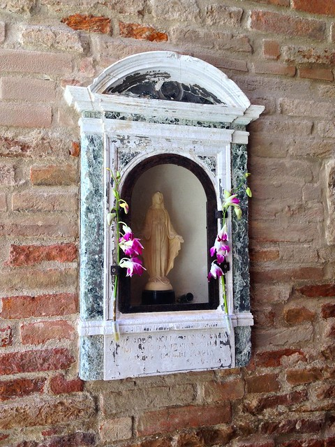 Venice Shrine to Mary