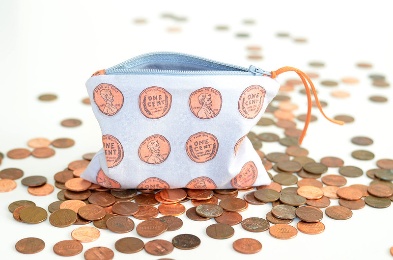 penny pouch