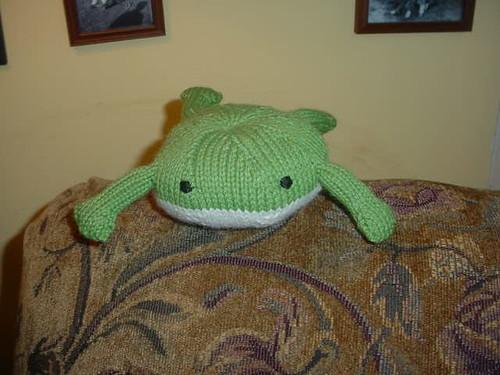 Flapjack Frog #1
