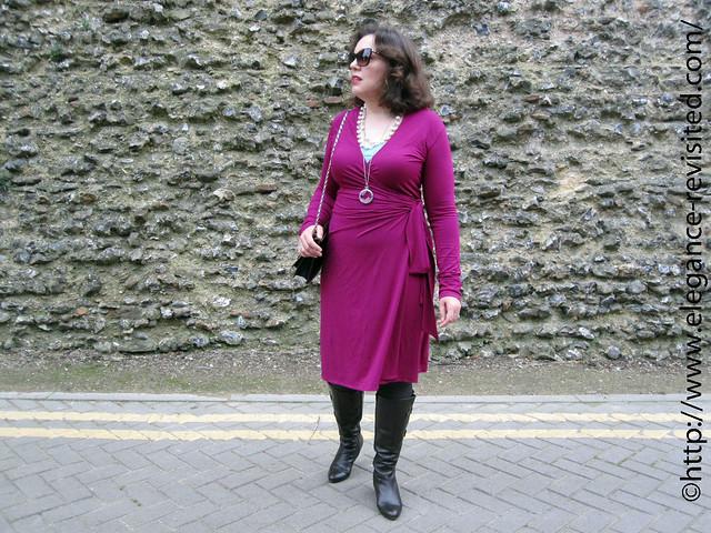 40+ style dress