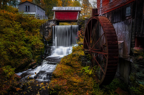 fall nature landscape waterfall nikon falls syracuse d5100
