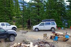 Della creek campground