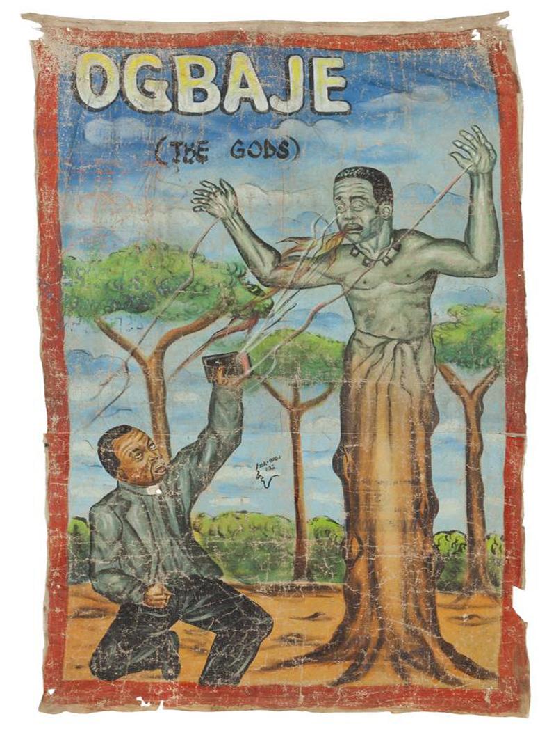 OGBAJE (THE GODS)