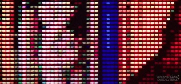 MEMS-IGZO-дисплей