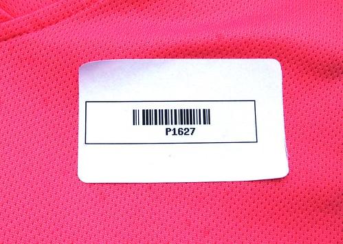 A barcode souvenir!