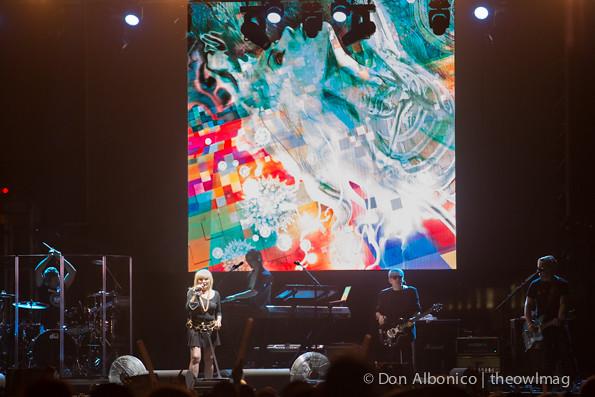 Blondie @ TBD Festival 2014 - Sunday, Sacramento