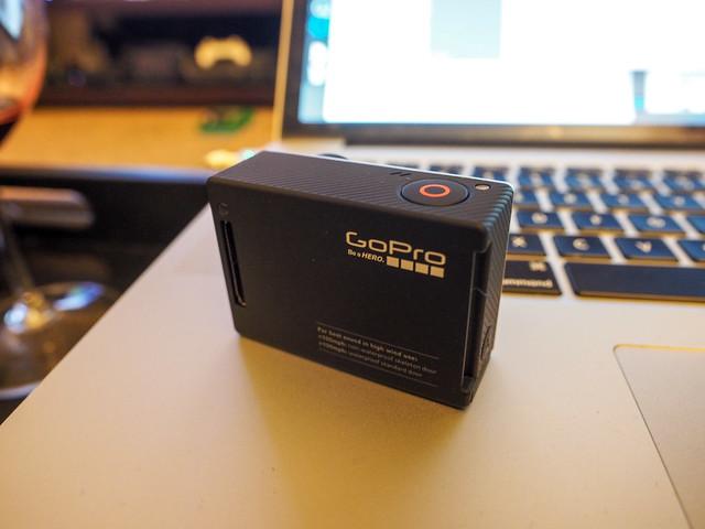 GoPro Hero4 Black Edition Unboxing