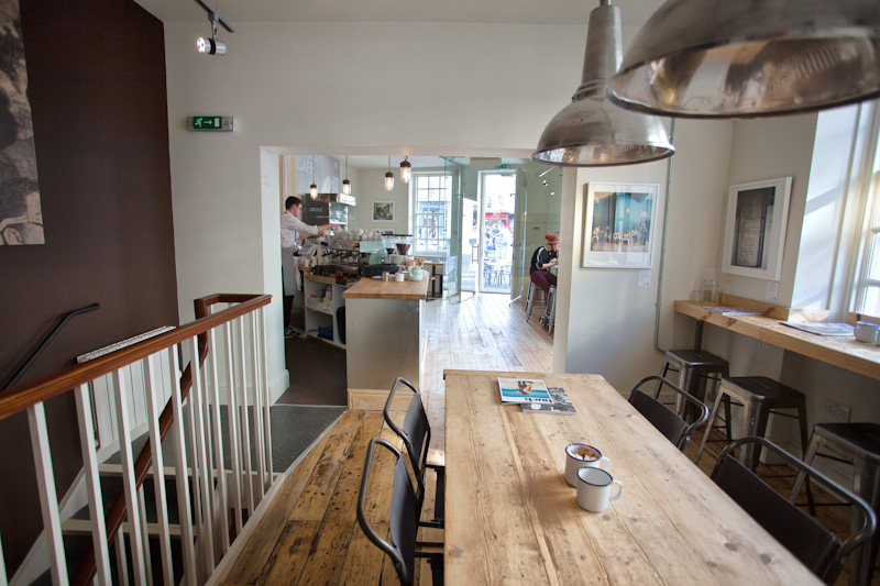 Good Cafes in Bath