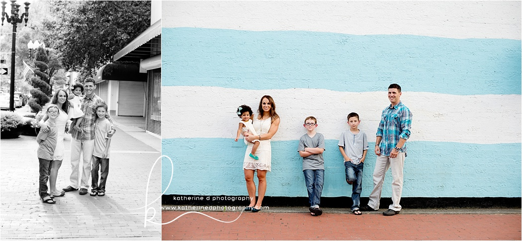 Fun Fayetteville NC Family Photographer