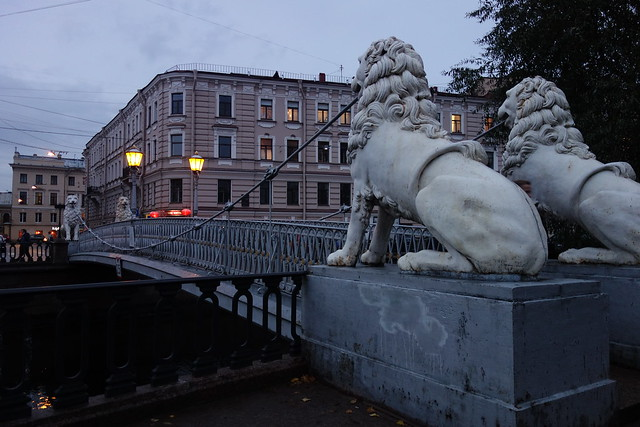 547 - Paseo por San Petersburgo