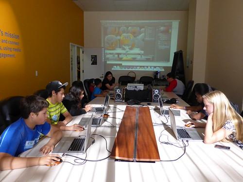 10.18.14 Youth Media Day