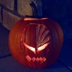 Hollow Mask #Bleach #Halloween2014