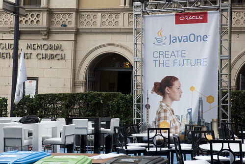 JavaOne San Francisco 2014