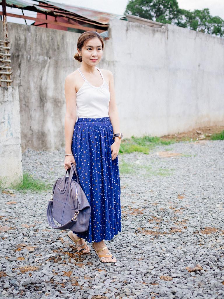 blue-maxi-skirt