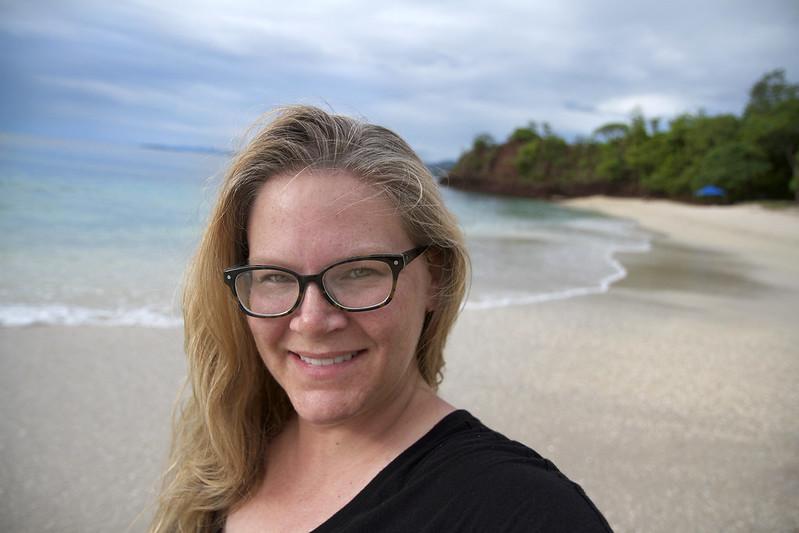 Aimee Giese - Costa Rica beach