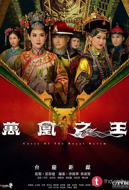 Phim Vạn Phụng Chi Vương - Curse Of The Royal Harem