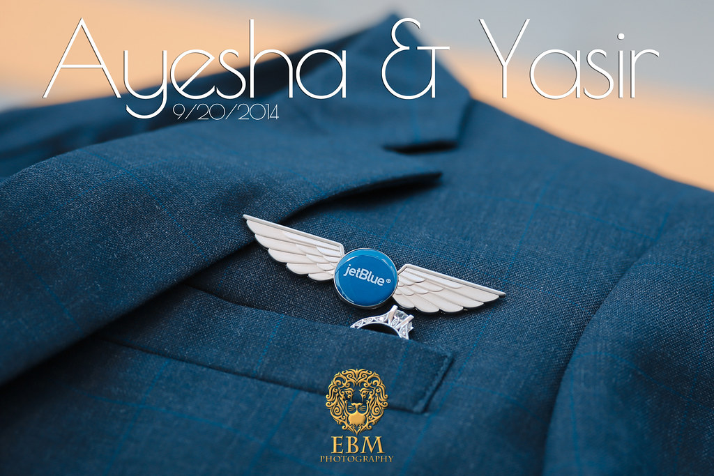 Ayesha & Yasir by EBM Studios