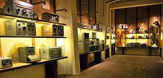 Uno de los cinco museos más importantes del mundo en el campo de la radiotransmisión.