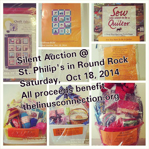 #silentauction #fundraiser #TheLinusConnection #charity #nonprofit thelinusconnection.org