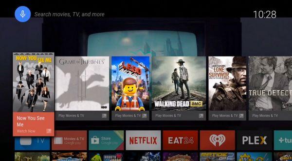 Android TV и Auto