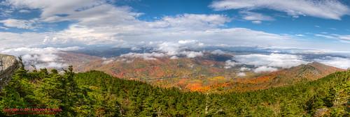 panorama usa fall landscape geotagged unitedstates hiking grandfather northcarolina linville hdr grandfathermountain ptgui photomatix canon7d nashvillehikingmeetup sigma18250mmf3563dcmacrooshsm geo:lat=3611181857 geo:lon=8181166461