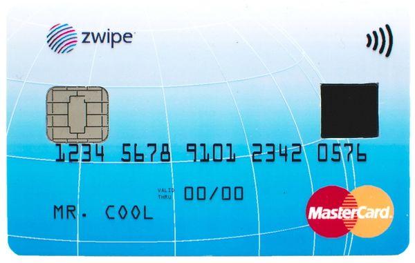 MasterCard с NFC