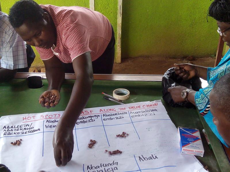 Florence Namuganga drug stockist, Kabonera