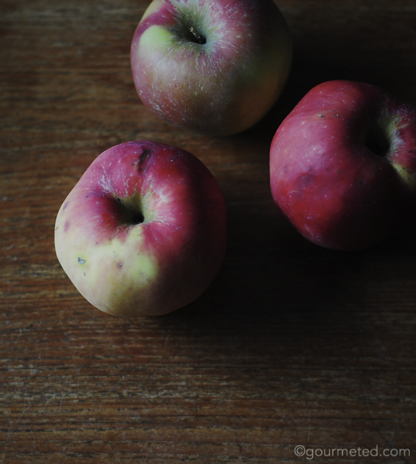 Spencer apples